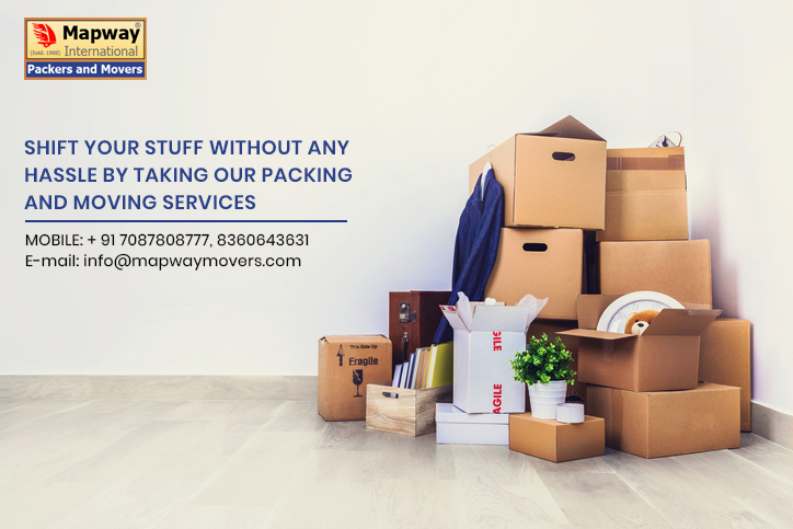Best Packers and Movers - Mapway International