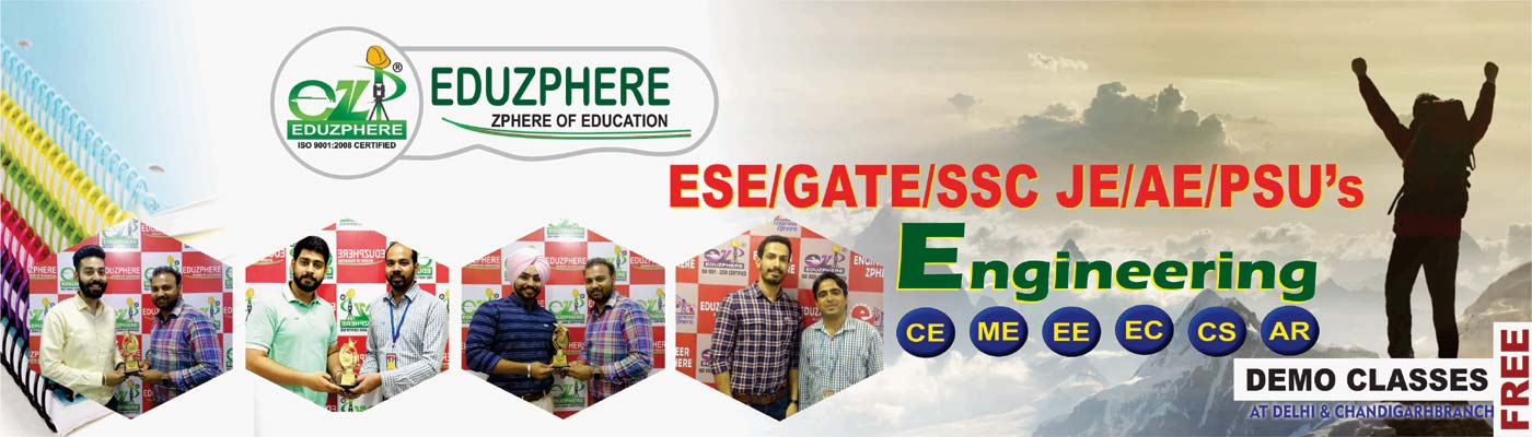 Eduzphere – SSC JE & Gate Coaching in Chandigarh