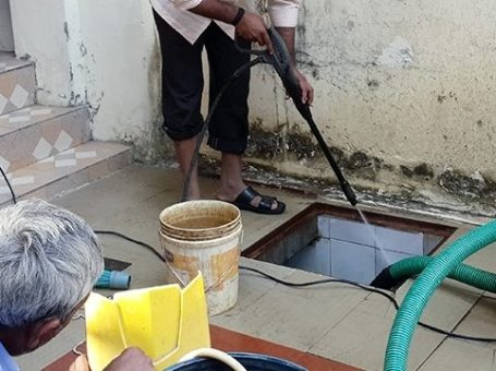CleanDin – Water tank cleaning services in Chandigarh
