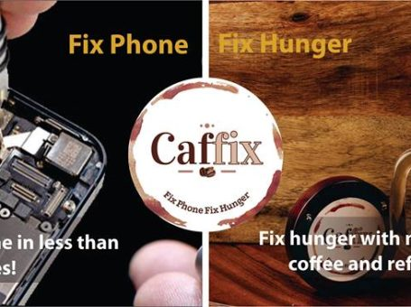 Caffix – The Tech Cafe