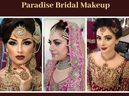 Paradise – Bridal Makeup in Chandigarh