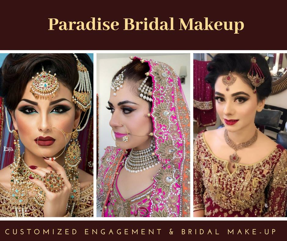 Paradise - Bridal Makeup in Chandigarh