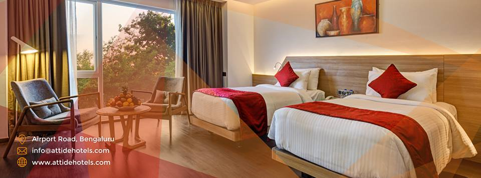 Hotel Near Bangalore Airport- Attide Hotels