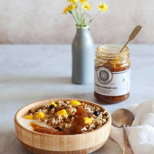 South Pacific Healthy Jam Company