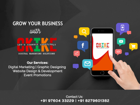 Okike Digital Solutions Digital Marketing Agency