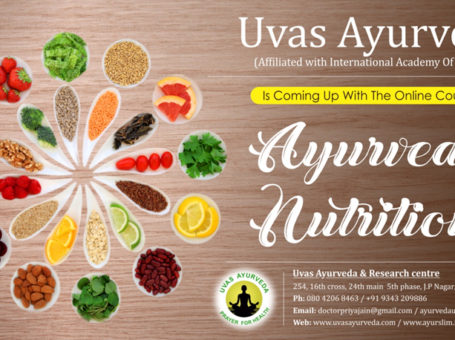 Ayurvedic course in india | uvas ayurveda