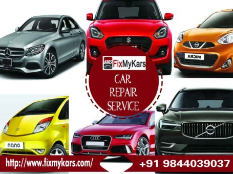 Car Repair Services bangalore – Fixmykars