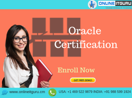 Oracle Course | Oracle Certification