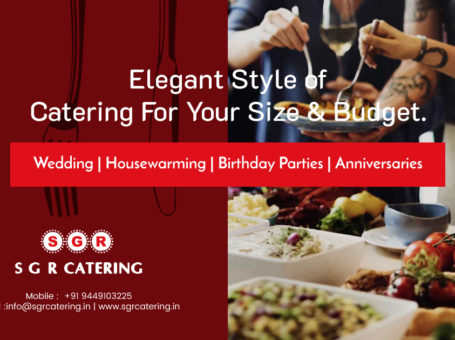 SGR Catering – Best Veg Caterers in Bangalore | Wedding Caterers in Bangalore