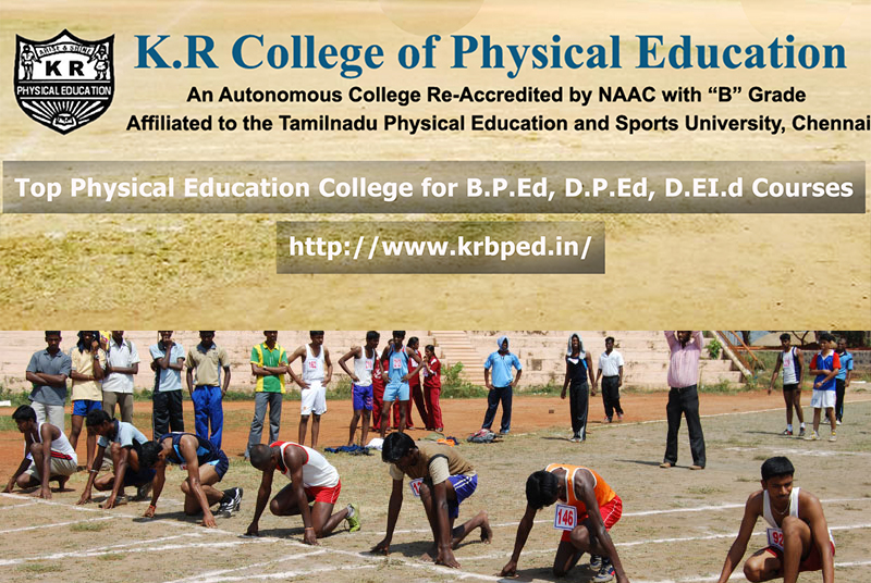 Best Physical Education College in Dindigul
