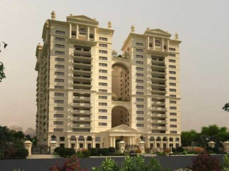 Legacy Cirocco Bangalore – Apartments for Sale in Jakkur