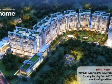 3/4/5BHK Flats in Mohali