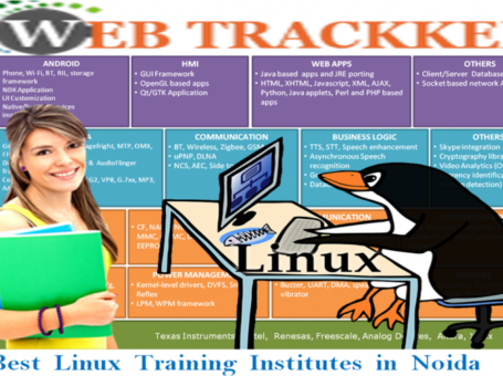 Linux Training Institute In Noida