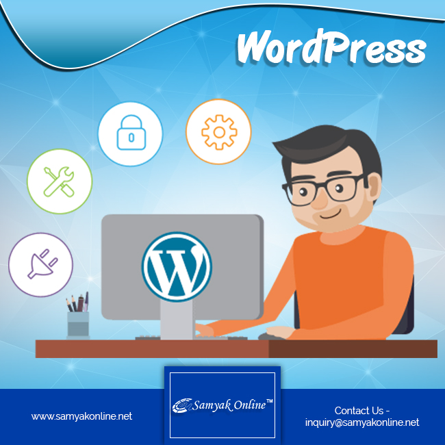 Wordpress Development Company in India-Samyak