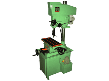 All geared radial drilling machine and radial drill machine manufacturer