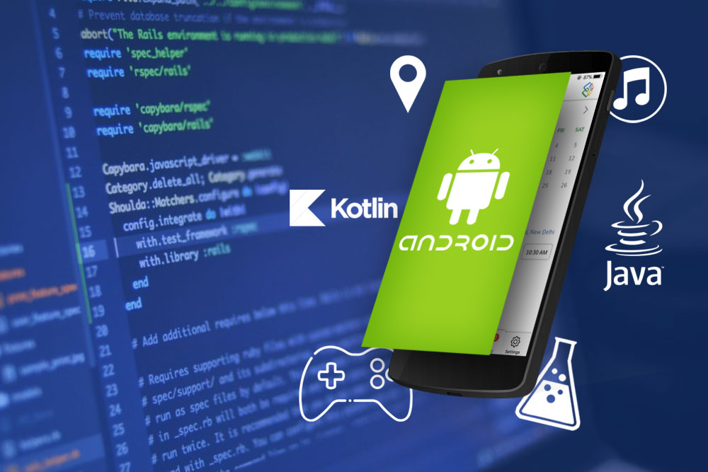 Android app development in Coimbatore