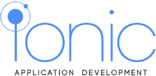 Ionic Application Development