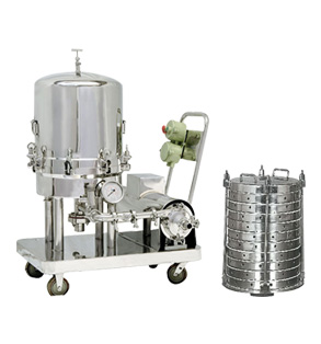 Filter Press & Sparkler Filter Manufacturer, Exporter, India