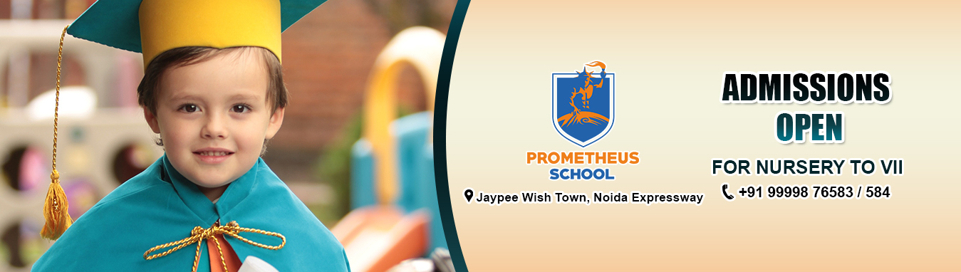 Prometheus School- A co-educational school from classe Nursery to VII