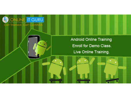 Android developer certification | Android Development course | Online IT Guru