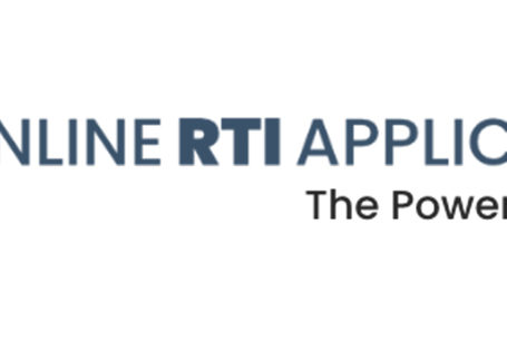 Online RTI Application