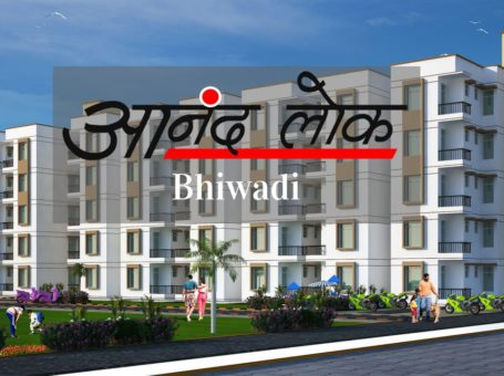 Anand Lok – Ready to Move Flats in Bhiwadi