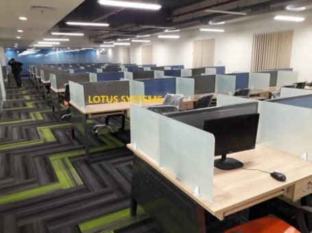 Lotus Systems – Office Furniture Manufacturers in Delhi