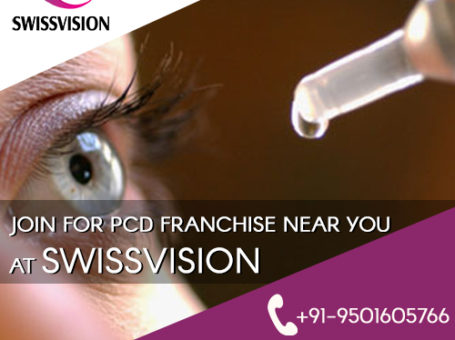Eye Drops Franchise Company – Swissvision