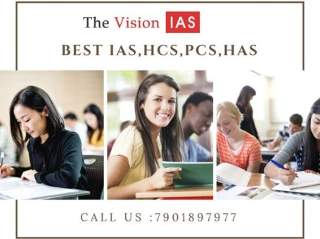 THE VISION IAS – Best IAS Coaching In Chandigarh