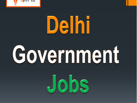All Govt Jobs in Delhi