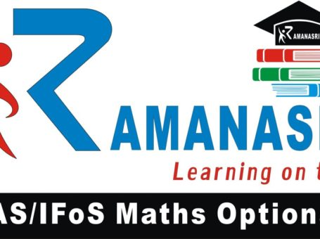 Ramanasri IAS/IFoS Maths Optional Institute