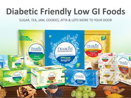 Diabliss – Buy Diabetic Food products Online