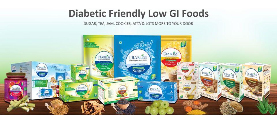Diabliss – Buy Diabetic Food products Online