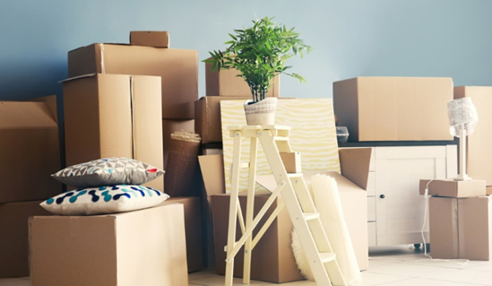 GOOD PLACE MOVING COMPANY