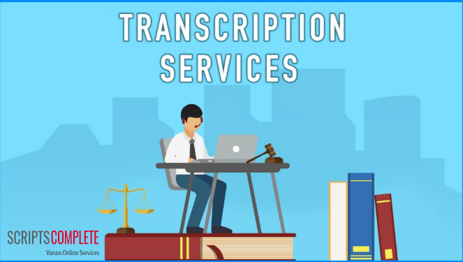 Legal Transcription Services from Scripts Complete