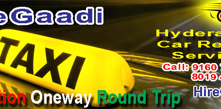 Car Rentals In Hyderabad