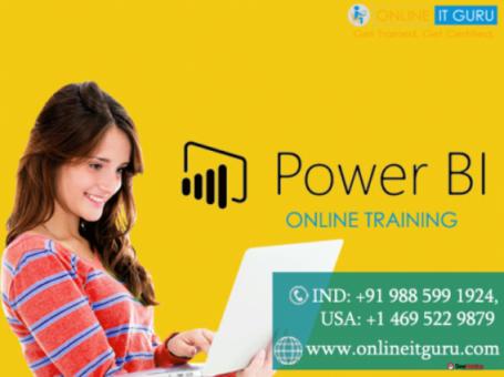 Power BI Online Training Hyderabad | Power BI Course | OnlineITGuru