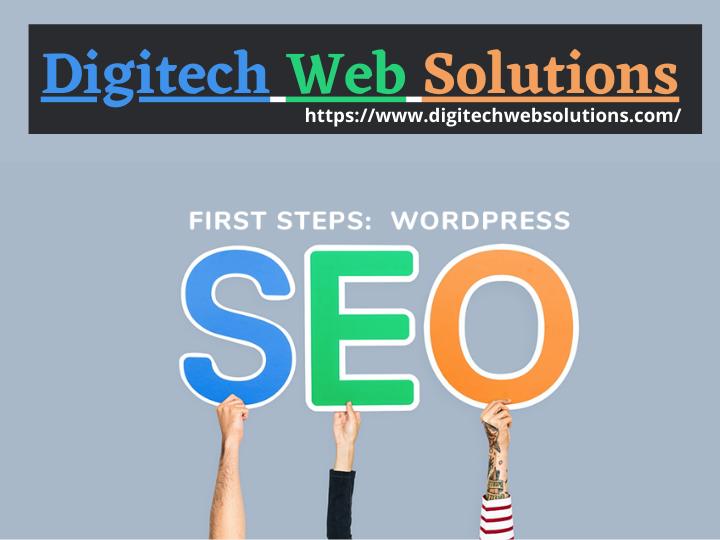 Digitech Web Solution