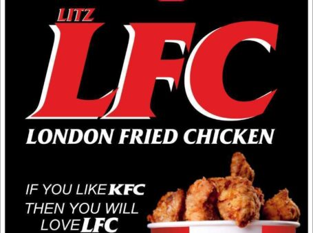 LFC London Fried Chicken Lambra
