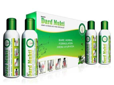 Buy Deemark Dard Mukti Oil Relief In Joint & Muscles Pain