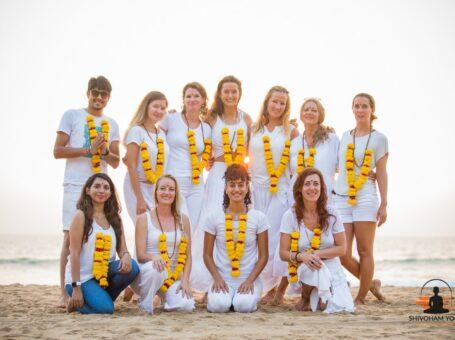 Peace yoga retreat