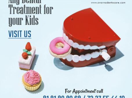 Best Dental Care Clinic in Vizag   Swarna Dento Care