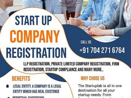 Startup Company Registration