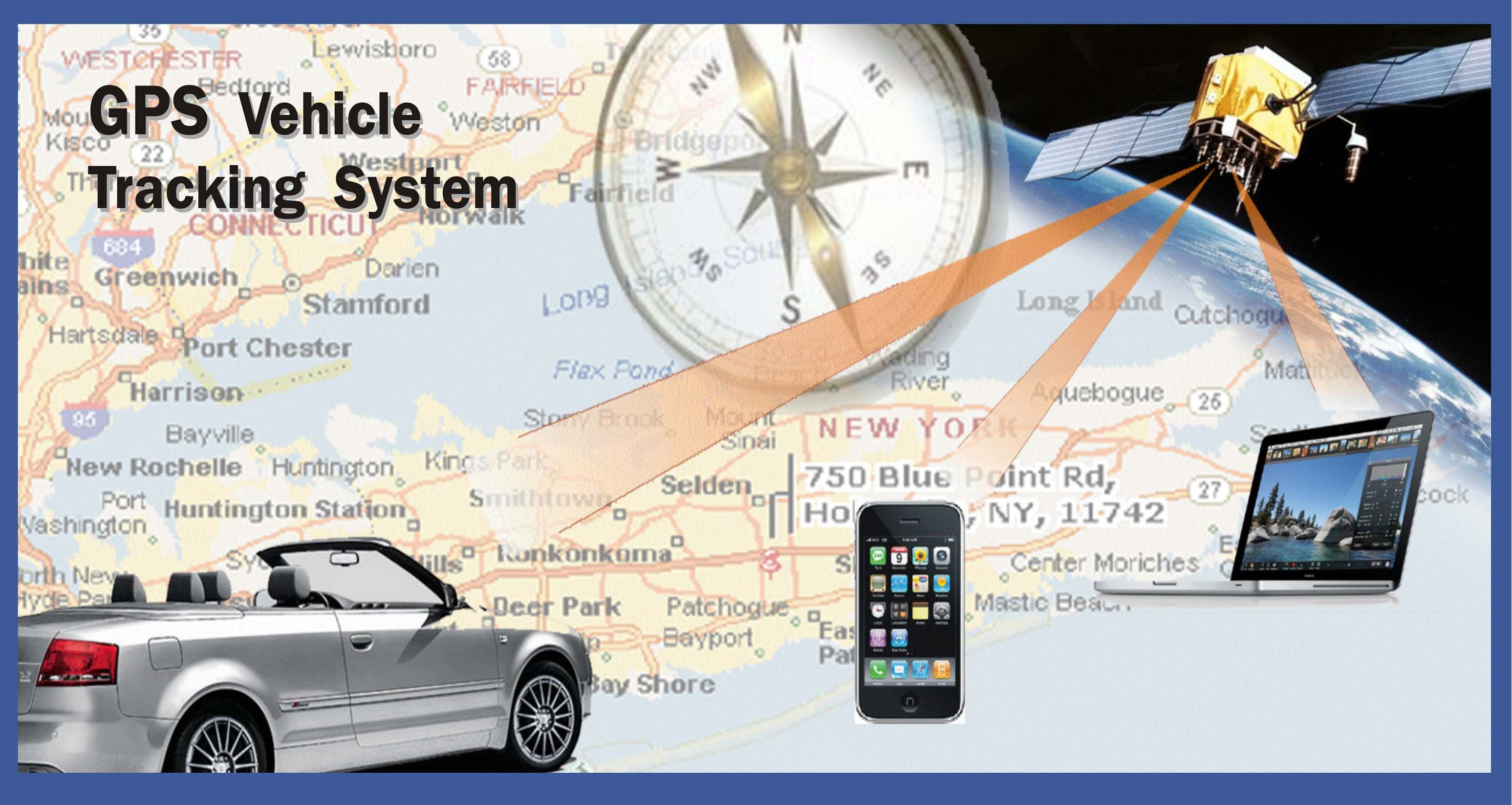 GPS Vehicle Tracking System VtrackingSystem