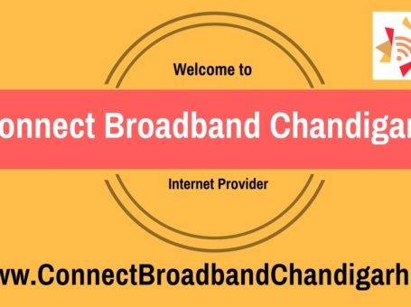 connect broadband service provider in chandigarh