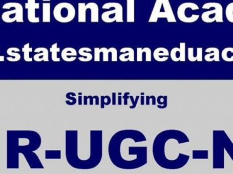Statesman Academy – UGC NET English Coaching in Chandigarh