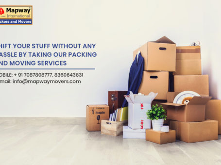 Best Packers and Movers – Mapway International