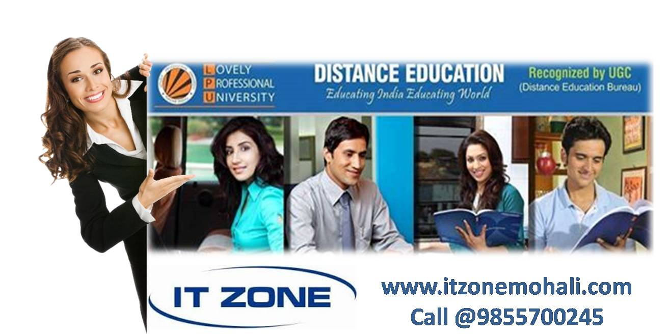 Lovely Professional University Distance Education Centre in Chandigarh