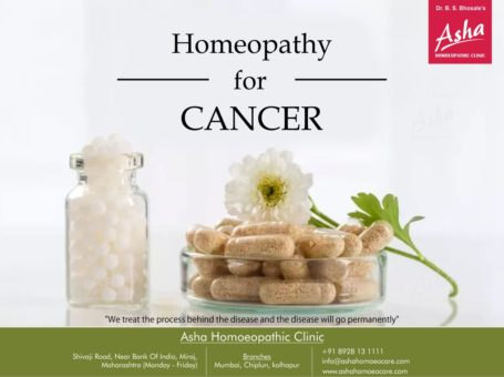 Homeopathy cancer treatment in maharashtra | Asha homeocare
