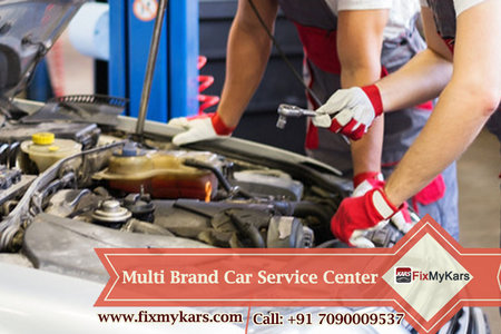 Car Repair & Assistance Bangalore | www.fixmykars.com